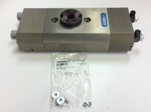 New Schunk Mse b40 352861 Pneumatic Rotary Actuator