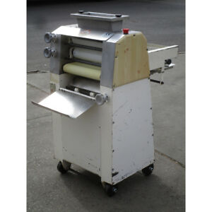 Leader 320a Bakery Dough Molder Used Good Condition
