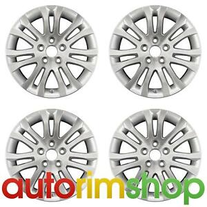 New 17 Replacement Wheels Rims For Toyota Sienna 2011 2016 Set 69581
