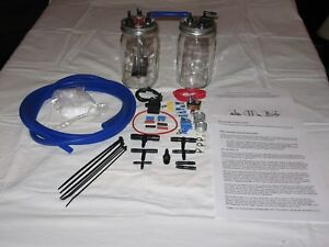 Hho Hydrogen Generator Kit 1 Cell With Dryer For Gas And Diesel Engines