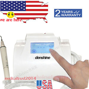 Dental Ultrasonic Piezo Scaler Cleaning Teeth W Scaling Handpiece Fit Ems gift