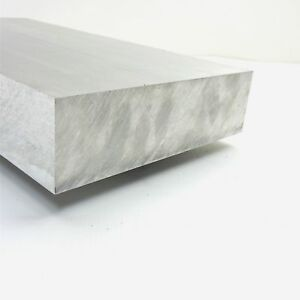 2 5 Thick 2 1 2 Aluminum 6061 Plate 7 125 X 17 Long Sku 174384