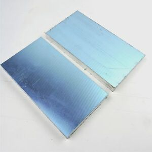 1 5 Thick1 1 2 Precision Cast Aluminum Plate 5 25 x 11 Long Qty 2 Sku174388