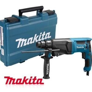 Makita Corded Electric Rotary Hammer Drill Hr2300 Sds 23mm 720w 2 Mode_ec