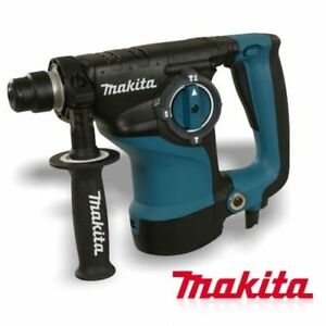 Makita Corded Electric Combination Hammer Drill Hr2811f Sds 28mm 800w 3mode_ec