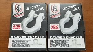 Road Armor Sawyer Shackles d ring