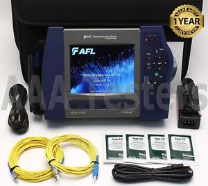 Afl Noyes M700 20 Sm Long Haul Fiber Otdr W Vfl Power Meter M700 M 700