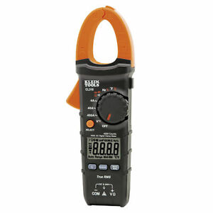 Klein Tools Cl310 Digital Clamp Meter Ac Auto ranging 400a