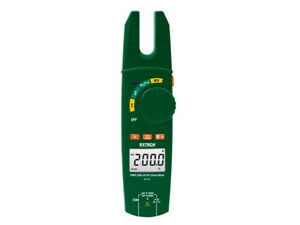 Extech Ma160 Trms 200a Ac dc Open Jaw Clamp Meter