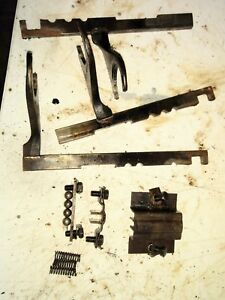 Ih Farmall Shift Forks Springs Hardware Bolts Ihc H Tractors