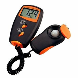 Spl Light Meter With Lcd Display Luxmeter