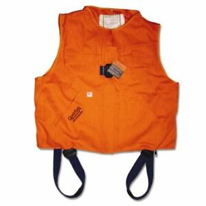 Guardian Fall Protection 02540 Fire Retardant Construction Tux Harness Xxl