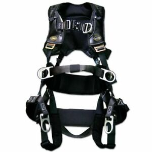 Guardian Fall Protection 293372 Xxl Tower Edge Construction Harness With Quic