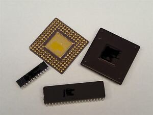 1 Lot At29c040a Atmel 94 Pcs new Old Stock Nos Unused