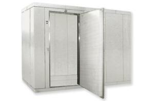 Mr Winter 7 5 X 13 6 Combo Walk in Cooler Freezer With Floor And Refrigeration