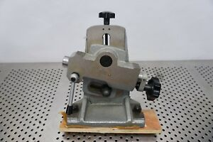 Phase Ii Adjustable Tailstock For 8 10 Rotary Tables Milling Tool 240 001