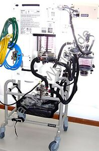 Draeger Narkomed M Mobile Anesthesia Machine