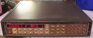 Keithley 194a High Speed Voltmeter 120 Vac