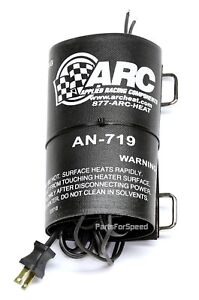 Arc An 719 12v 120v Ac Dc Nitrous Bottle Warmer 10 15 20 Pound Bottle Lb