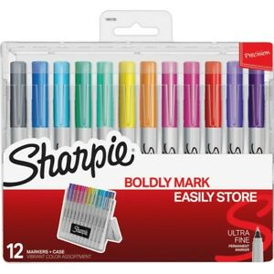 Sharpie Precision Ultra fine Point Markers 1983180