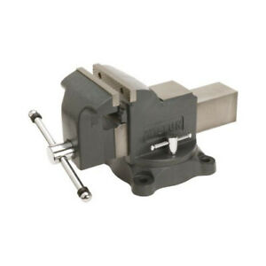 Wilton Wmh63302 Ws6 Shop Vise With 6 In Jaw Width 6 In Jaw Opening New