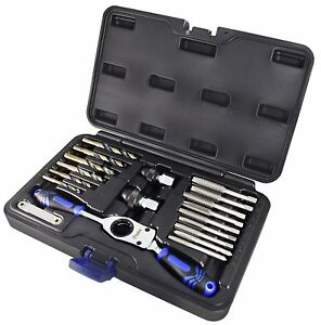Astro Tools 7580 Sae Automotive Drill Tap Set