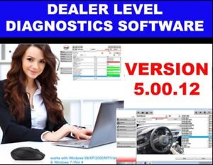 2019 Diagnostic Software Scanning Tool Wow Version 5 0012 For Cars