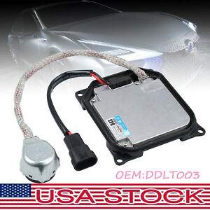 New Xenon Hid Headlight Ballast Control Oem Ddlt003 For Toyota Lexus Gs300 Gs350