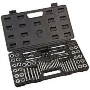 St 21 60 Piece Inch metric Tap And Die Set