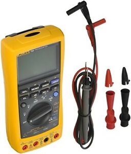 Fluke 789 Process Meter With A Nist traceable Calibration Certificate With Data