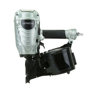 Hitachi Coil Framing Nailer Nv90ags Reconditioned
