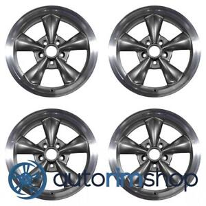Ford Mustang Gt 2001 2006 17 Oem Wheels Rims Set