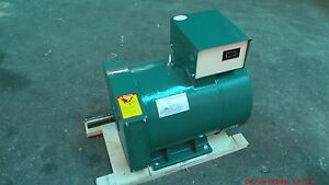 15kw St Generator Head 1 Phase For Diesel Or Gas Engine 50 60hz 120 240 Volts