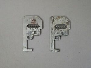 Lot Of 2 Ideal Custom Stripmaster L 5211 Used