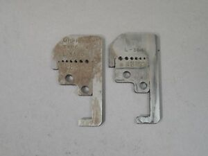 Lot Of 2 Ideal Custom L 5541 Stripmaster L 5560 Used