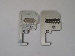 Lot Of 2 Ideal Custom L 4994 Stripmaster L 5211 Used