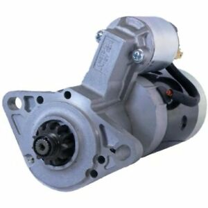 New Starter Ford Tractors 1320 1520 1530 1620 1630 1715 1720 1925 2120 Cl35 Gehl
