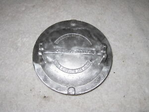 Crouse Hinds Hazardous Location Screw On Covers only