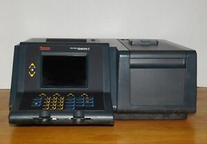 Thermo Electron Corp Spectronic Genesys 2 Spectrophotometer Lab Test Equipment