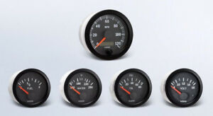 Vdo 600 903 Electric Vision Gauge Kit 3 1 8