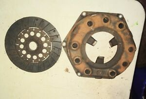 Oliver 77 Tractor Clutch Pressure Plate Set Antique Tractor Parts
