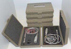 Used Hp Agilent 1152a 2 5 Ghz Active Probe 10 1 With Case Accessories