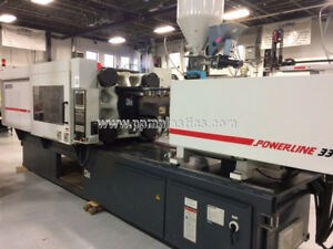 1999 Milacron Nt330 29 w22a0200013 Used Plastic Injection Molding Machine