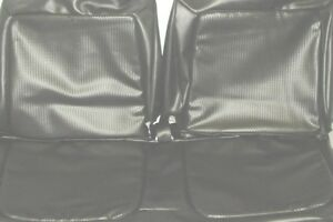 1968 Plymouth Belvedere Roadrunner Deluxe Split Bench Seat Cover Pui