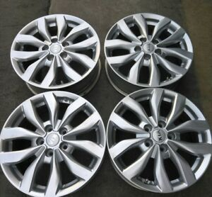 2014 Kia Optima 17x6 5 Original Factory Oem Oe 529102t370 Wheels Rims