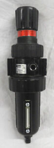 Parker 07e34a13ac Compressed Air Filter Regulator Combo New With out Box