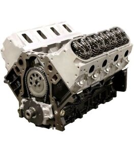 Chevy 6 0l Crate Engine 470hp Longblock Ls3 Head 24x Ring 50k Warranty