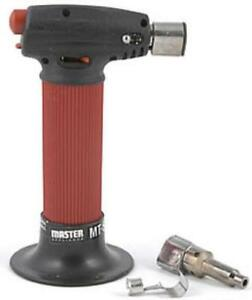 Master Appliance Mra mt 51h Butane powered Microtorch W separate Heat mt51h