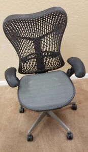 Herman Miller Mirra Executive Office Chair Ergonomic Fully Adjustable