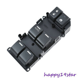 Electric Power Window Switch Master Control For Honda Accord 2008 2009 2010 Us
